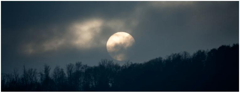 Gegrepen worden door het ritme van de maan