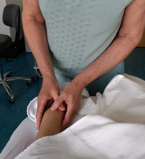 Manuele lymfedrainage (MLD) – volgens Dr. Vodder